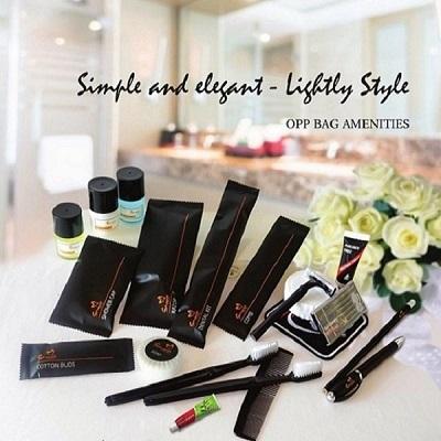 Cách lựa chọn đồ amenities, đồ dùng một lần cho khách sạn, resort